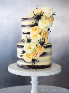Wedding cake canberra sydney southern highlands south coast naked wedding cake canberra sydney southern highlands south coast naked flowers buttercream photographer forty two cakes mightylinksfo