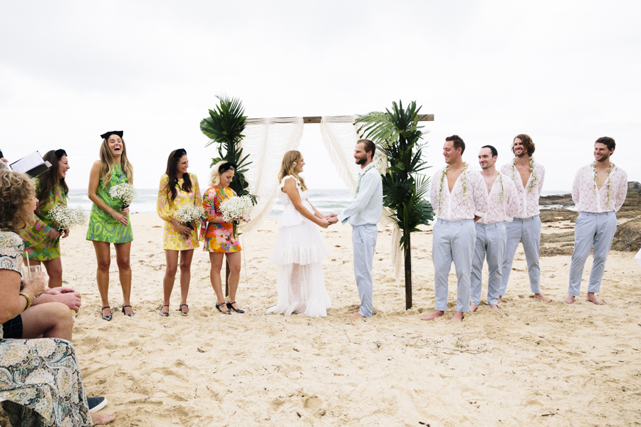 NSW South Coast Wedding Photographer And Videographer