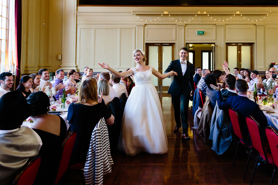 Albert hall canberra wedding