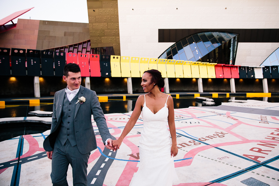 National museum canberra wedding