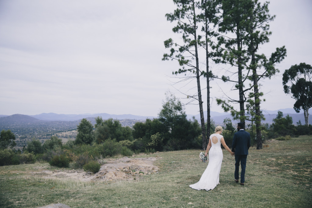 Canberra-wedding-photographer-videographer-mt-stromlo-ruins-australia-trees-panoramic-view