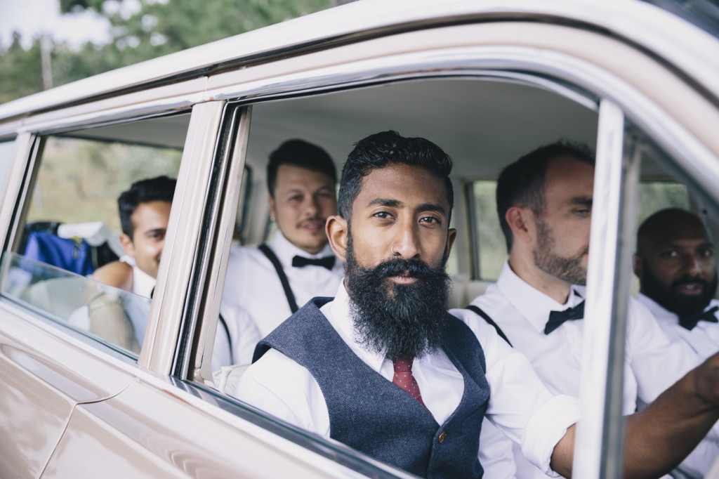 Canberra-wedding-photographer-videographer-mt-stromlo-australia-groomsmen-vintage-car