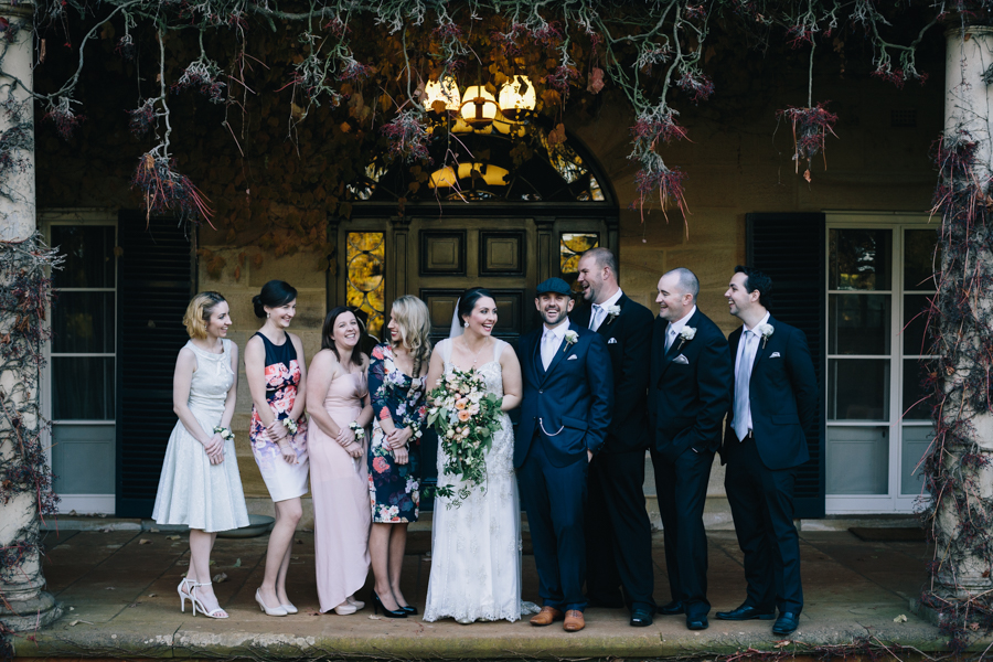 Bendooley-Estate-Wedding-Venue-Berrima-Southern-Highlands-Australia-photographer-videographer-documentary-bridal-party-homestead