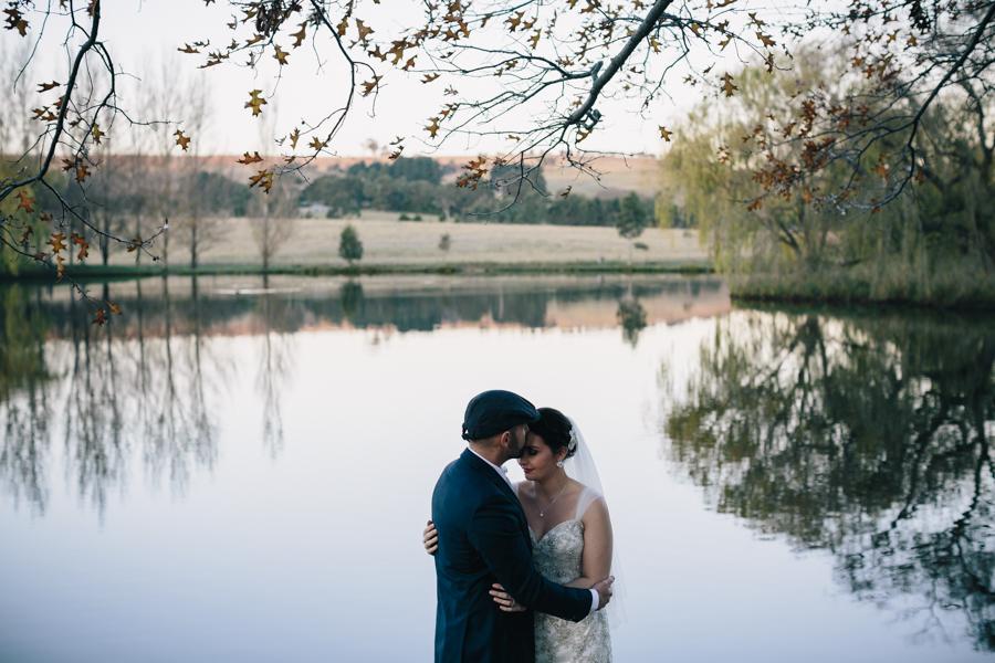Bendooley-Estate-Wedding-Venue-Berrima-Southern-Highlands-Australia-photographer-videographer-documentary-lake-sunset-autumn
